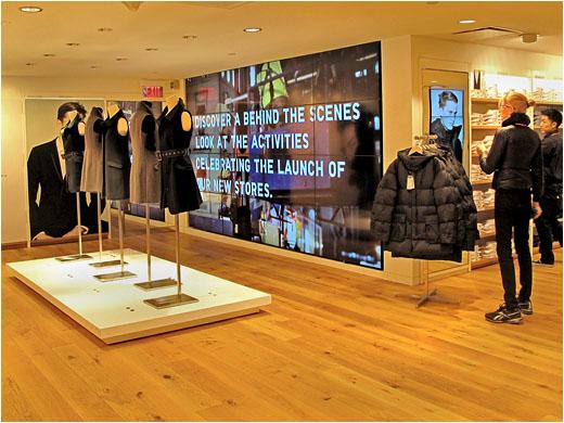 UNIQLO's New York Flagship Store Enhances Shopping ...