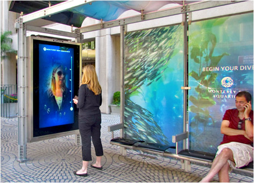 Monterey Bay Aquarium Invites People To Quot Dive In Quot Using