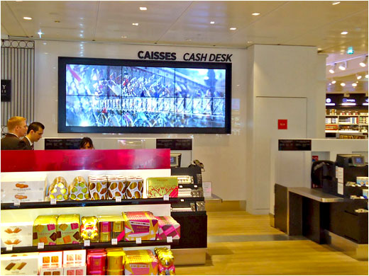 Duty Free Shops At Paris Charles De Gaulle Airport Add